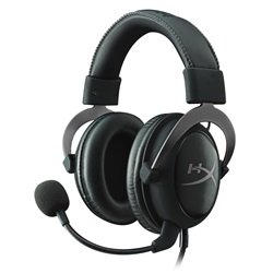 Kingston HyperX Cloud II gaming headset grey