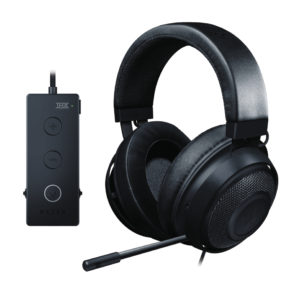 Razer Kraken Tournament Black Edition gaming headset