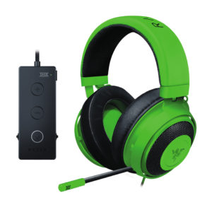 Razer Kraken Tournament Green Edition gaming headset