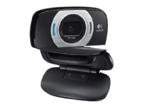 Logitech HD Webcam C615 - Webkamera - farve - 1920 x 1080 - audio - USB 2.0