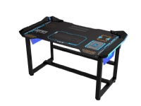 Desk E-Blue E-Blue Gamer desk 136.5 x 80.3 x 81.0 cm, backlight